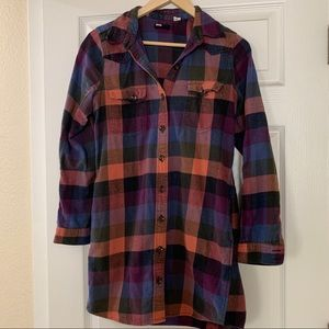 BDG flannel dress from Urban Outfitters